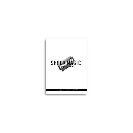 Shock Magic by Andrew Mayne - Book wwww.magiedirecte.com