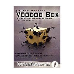 Voodoo Box by Andrew Mayne - Book wwww.magiedirecte.com