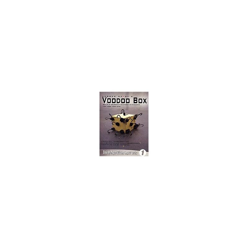 Voodoo Box by Andrew Mayne - Book wwww.magiedirecte.com