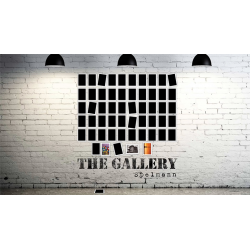 The Gallery (Gimmicks and Online Instructions) by Marc Spelmann - Trick wwww.magiedirecte.com