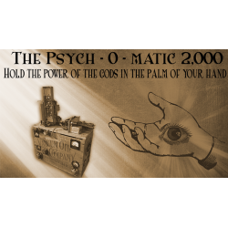 Psych-O-Matic by Steve Wilbury - Book wwww.magiedirecte.com