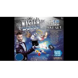 MASTER MAGIC 150 MAGIC HAT SET - Eddy's Magic wwww.magiedirecte.com