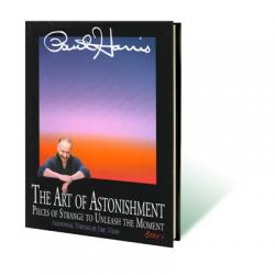 Art of Astonishment Volume 1 by Paul Harris - Book wwww.magiedirecte.com