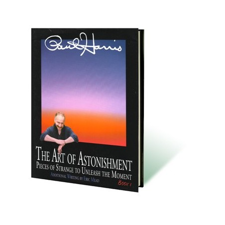 Art of Astonishment Volume 1 by Paul Harris - Book wwww.magiedirecte.com