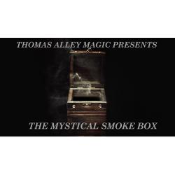 Mystical Smoke Box (gimmicks and online instruction) by Thomas Alley - Trick wwww.magiedirecte.com