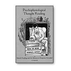 Psychophysiological Thought Reading by Banachek - Book wwww.magiedirecte.com