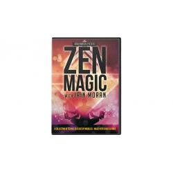 Zen Magic de Iain Moran - Magic With Cards and Coins wwww.magiedirecte.com
