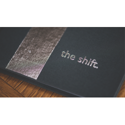Studio52 presents The Shift by Ben Earl - Livre de Magie wwww.magiedirecte.com