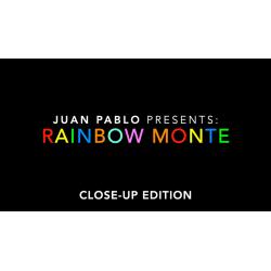 Rainbow Monte (Close up) by Juan Pablo - Trick wwww.magiedirecte.com