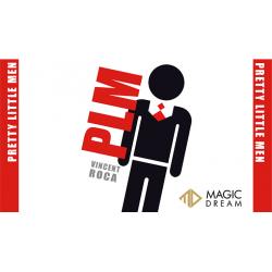 PLM (Pretty Little Men) (Gimmicks and Online Instructions) by Vincent Roca and Magic Dream - Tour de carte wwww.magiedirecte.com