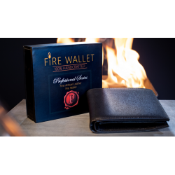 The PROFESSIONAL'S FIRE WALLET - Murphy's Magic wwww.magiedirecte.com