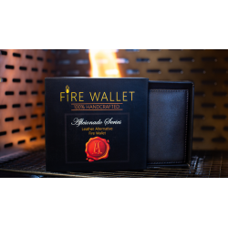 The AFICIONADO FIRE WALLET - Murphy's Magic wwww.magiedirecte.com