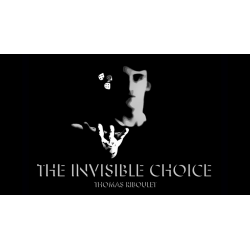 The Invisible Choice by Thomas Riboulet - Book wwww.magiedirecte.com
