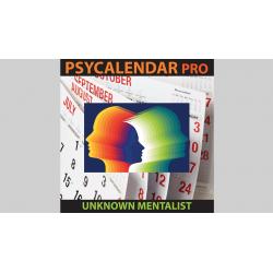 PSYCALENDAR PRO by Unknown Mentalist - Trick wwww.magiedirecte.com