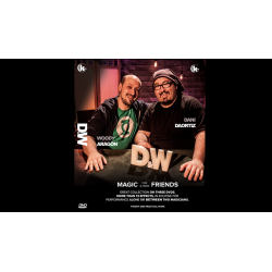D & W (Dani and Woody) by Grupokaps wwww.magiedirecte.com