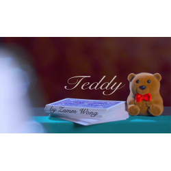 TEDDY_RED wwww.magiedirecte.com