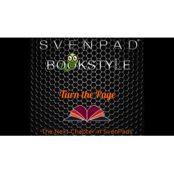 SvenPad® Bookstall (Noir et Vert) wwww.magiedirecte.com