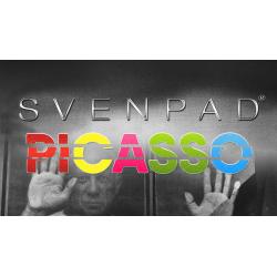 SVENPAD® Picasso: Large Tri-Section L wwww.magiedirecte.com
