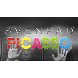 SvenPad® Picasso: Large Solid (No Sections) - wwww.magiedirecte.com