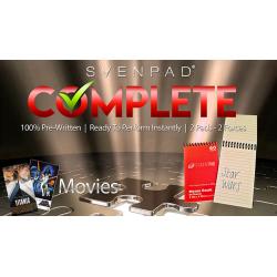 SvenPad® Complete (Movies Edition) wwww.magiedirecte.com