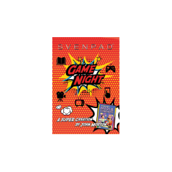 SvenPad® Game Night wwww.magiedirecte.com