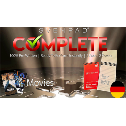 SvenPad® Complete Movies ( Edition Allemande) wwww.magiedirecte.com