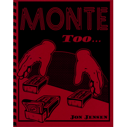 Monte Too by Jon Jensen - Book wwww.magiedirecte.com