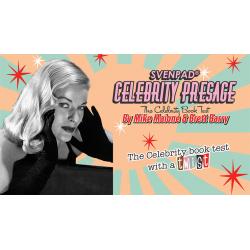 SvenPad® Celebrity Presage V Gimmick Power Pack (Brad/Gaga) - Mentalisme wwww.magiedirecte.com