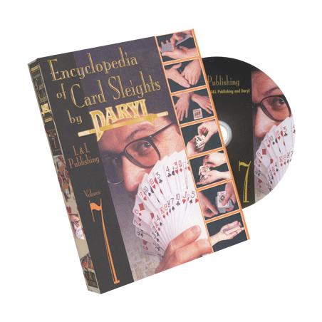 Encyclopedia of Card Daryl- 7 wwww.magiedirecte.com