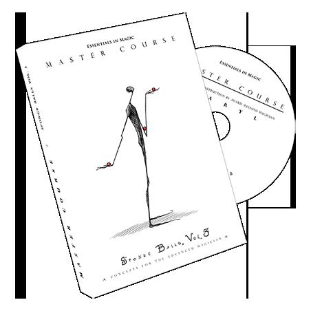 Master Course Sponge Balls Vol. 3 de Daryl wwww.magiedirecte.com