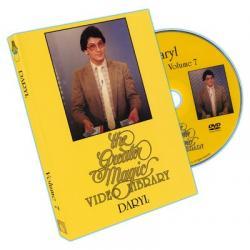 Greater Magic Volume 7 - Daryl - DVD wwww.magiedirecte.com