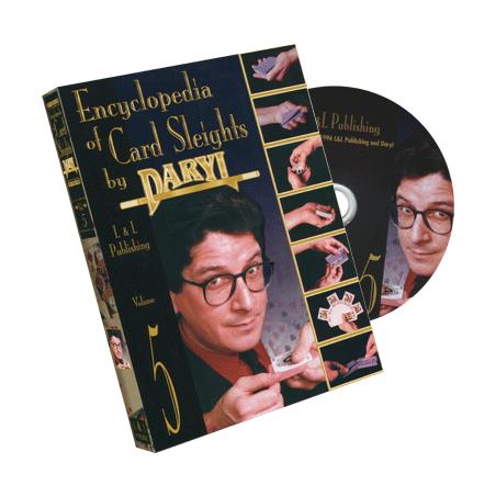 Encyclopedia of Card Daryl- 5 wwww.magiedirecte.com