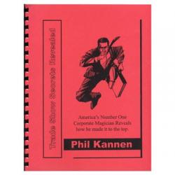 Trade Show Secrets Revealed by Phil Kannen - Book wwww.magiedirecte.com