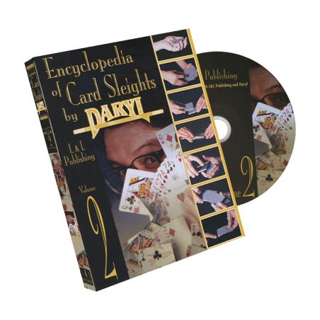 Encyclopedia of Card Daryl- 2, DVD wwww.magiedirecte.com