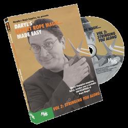 Expert Rope Magic Made Easy de Daryl- 2 wwww.magiedirecte.com