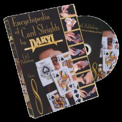 Encyclopedia of Card Daryl- 8, DVD wwww.magiedirecte.com
