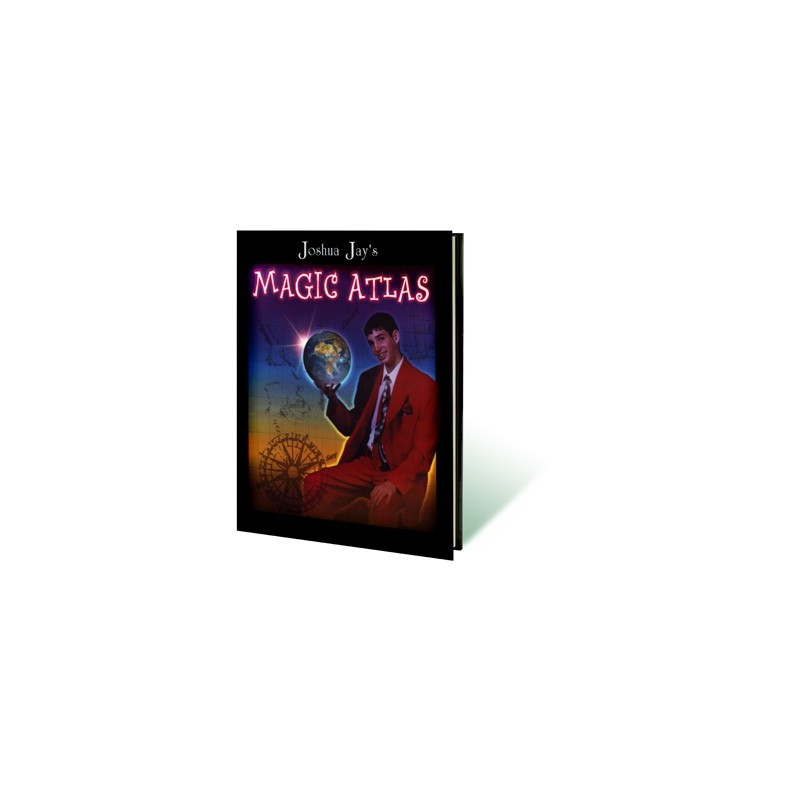 Magic Atlas by Joshua Jay - Book wwww.magiedirecte.com