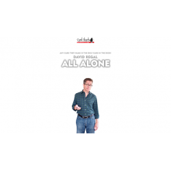 All Alone de David Regal wwww.magiedirecte.com