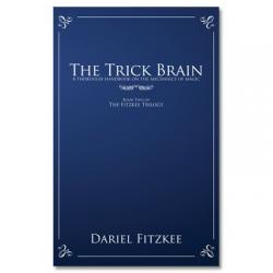The Trick Brain by Dariel Fitzkee - Book wwww.magiedirecte.com
