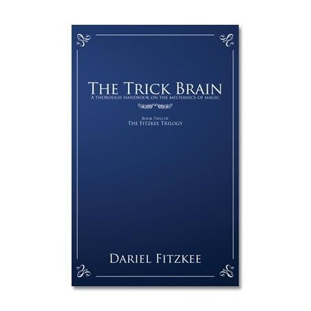 The Trick Brain by Dariel Fitzkee - Book wwww.magiedirecte.com