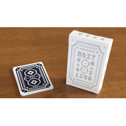 8 Bit Playing Cards wwww.magiedirecte.com