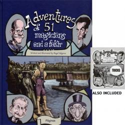 Adventures of 51 Magicians (Book & Pamphlet ) by Angel Idigoras - Book wwww.magiedirecte.com