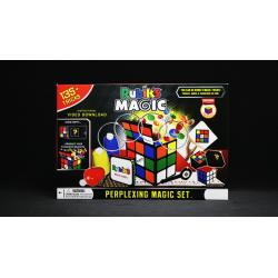 Rubik Perplexing Magic Set by Fantasma Magic wwww.magiedirecte.com