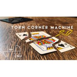 Torn Corner Machine 2.0 (TCM) - Juan Pablo - Tours de magie wwww.magiedirecte.com