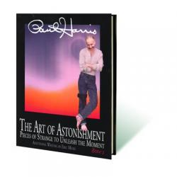 Art of Astonishment Volume 3 by Paul Harris - Book wwww.magiedirecte.com