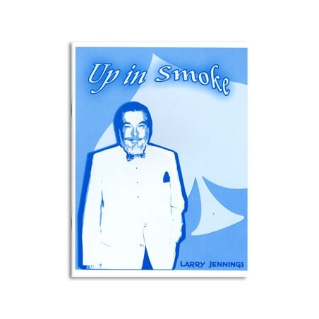 Up In Smoke by Larry Jennings and Bill Goodwin - Book wwww.magiedirecte.com