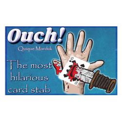 Ouch! by Quique Marduk - Trick wwww.magiedirecte.com