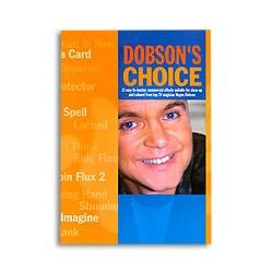 Dobson's Choice 1 by Wayne Dobson - Book wwww.magiedirecte.com