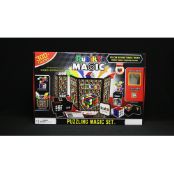 Rubik Puzzling Magic Set by Fantasma Magic - Tour de magie wwww.magiedirecte.com