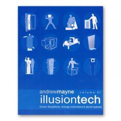 Illusiontech by Andrew Mayne - Book wwww.magiedirecte.com